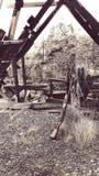 Oude westelijk Royalty-vrije Stock Foto's