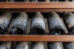 Oude wijn Royalty-vrije Stock Foto's