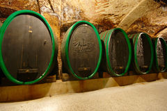 Oude Wijnkelder, Ptuj, Slovenië Royalty-vrije Stock Afbeeldingen