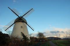 Oude windmolen Royalty-vrije Stock Afbeeldingen