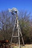 Oude windmolen Royalty-vrije Stock Foto