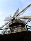 Oude windmolen   Royalty-vrije Stock Foto's