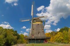 Oude windmolen, Duitsland Royalty-vrije Stock Fotografie