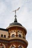 Oude windwijzer Royalty-vrije Stock Afbeeldingen