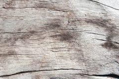 Oude witte houten textuur Stock Fotografie