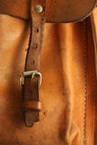 Oude zak - detail Royalty-vrije Stock Afbeeldingen