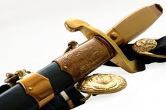 Oude zeemansdolk. Royalty-vrije Stock Afbeelding