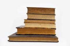 Oude zeldzame boeken Royalty-vrije Stock Fotografie