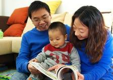 Ouder en kind Stock Afbeeldingen