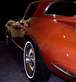 Oudere sportscar Stock Afbeelding