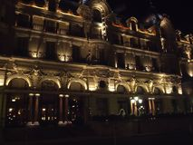 Ouderwets hotel Royalty-vrije Stock Afbeelding
