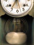 Ouderwetse klok Stock Afbeelding