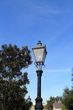 Ouderwetse lamp Stock Afbeelding