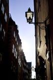 Ouderwetse lantaarn Royalty-vrije Stock Fotografie
