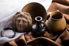 Ouderwetse objecten antiquiteit royalty-vrije stock fotografie