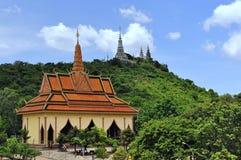 Oudong Royaltyfria Bilder