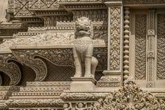 Oudong Cambogia di Wat Immagini Stock