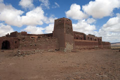 Oued Draa fort Stock Photo