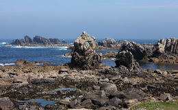 Ouessant island, France Royalty Free Stock Photography