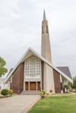 Ouest de Vredendal d'église reformé par Néerlandais Photo libre de droits