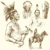Ouest sauvage Image libre de droits