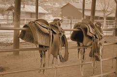 Ouest sauvage Photo libre de droits