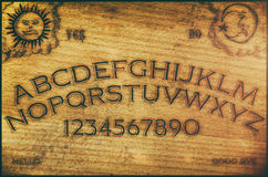 Ouija Board Stock Photography