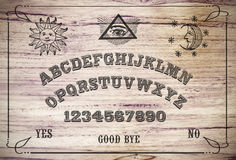 Ouija Board. Stock Image