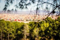 Oujda, Марокко стоковое фото