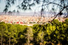 Oujda, Maroc photo stock
