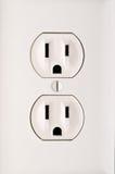 oulet elektryczna władza Fotografia Stock