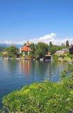 Österrike millstatt Royaltyfria Foton