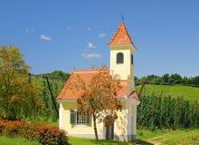 Österrike styrian tuscany Arkivbilder