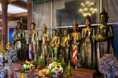OunaLom Temple contains an eyebrow hair of Buddha. Cambodia Royalty Free Stock Photo