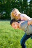 Сouple in love Stock Photo