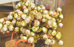 Вouquet  of Anemone flowers Stock Image