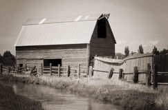 Our Barn Royalty Free Stock Images