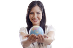 Our business is global Stock Images