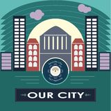 Our City Stock Photo