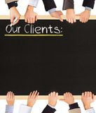 Our Clients Stock Photography