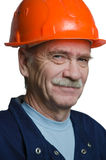 Our contractor Royalty Free Stock Photos