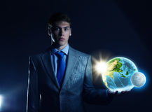 Our Earth planet Royalty Free Stock Images
