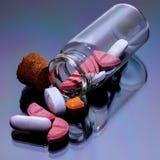 Our everyday drugs - Drug. Pharmacy - Addiction - Abuse Stock Photos
