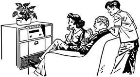 Our Favorite Radio Show Royalty Free Stock Photos