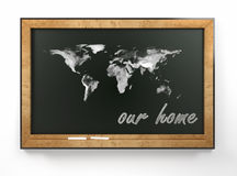 Our home Royalty Free Stock Images