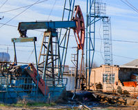 Our Industry Petroleum Royalty Free Stock Image