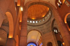 Our Lady of Aparecida sanctuary Stock Image