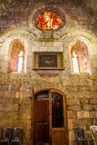 Our Lady of Balamand 04 royalty free stock photo