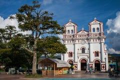 Our Lady of Carmen church Stock Photos