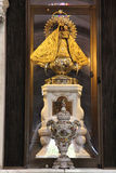 Our Lady of Cobre Stock Image